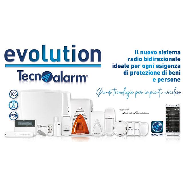 Installazione e Assistenza Antifurto Tecnoalarm